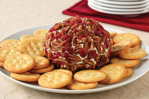 Classic ROKA Cheese Ball