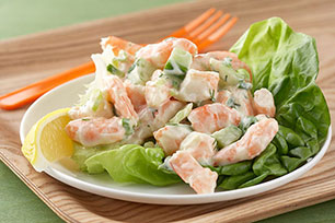 Dilled Shrimp Salad