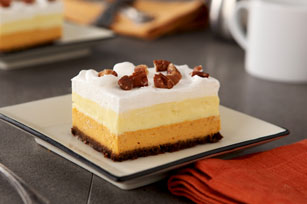 Layered Pumpkin Dessert