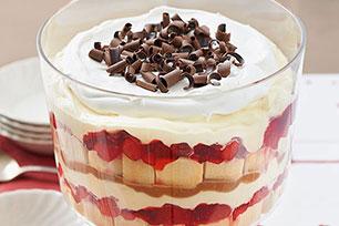 Dulce de Leche Trifle