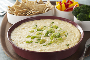 Hot Havarti & Green Onion Dip