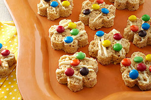 Peanut Butter RICE KRISPIES TREATS®
