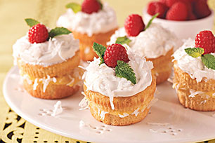 Wedding Cupcake Recipes