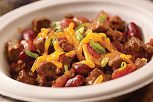 BBQ Steakhouse Chili