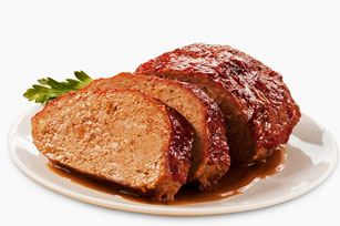 Honey-BBQ Meatloaf with a Kick Image 1