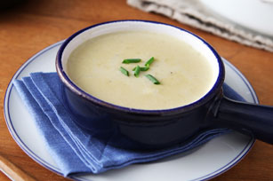 Big-Batch Potato-Leek Soup Image 1