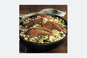15-Minute Chicken, Rice & Broccoli Dinner Image 1