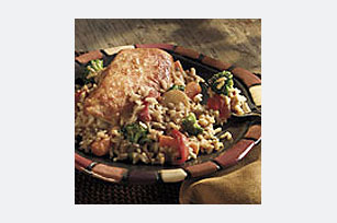 20-Minute Oriental Chicken & Rice Dinner Image 1