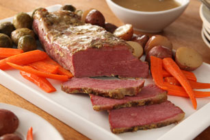 Slow-Cooker Corned Beef Recipe