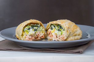Salmon Wellington Image 1