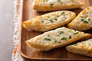 Herb & Garlic Cheese Bread