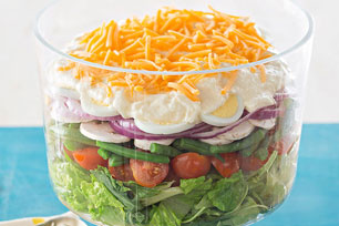 Lovely Layered Salad