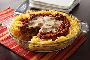 KRAFT Spaghetti Pie Image 1