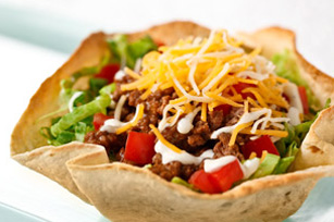 Smart-Choice Weeknight Taco Salad Image 1