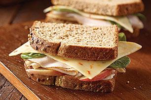 Sweet-Heat Chicken Sandwich