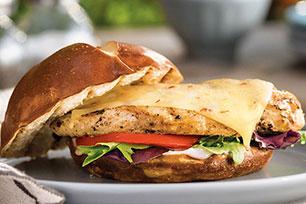 Sweet Heat Chicken Sandwich Recipe