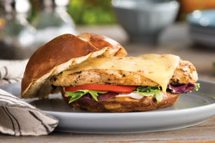 Sweet Heat Grilled Chicken Sandwich
