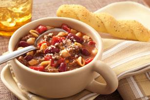 Weeknight Italian-Style Chili Image 1