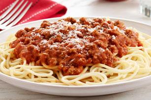 Meaty Spaghetti Sauce Image 1