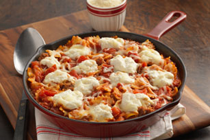 """""""Classic"""" Skillet Lasagna"""