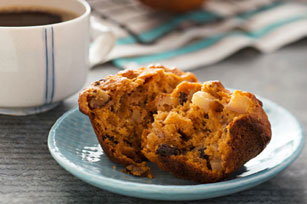 Hearty Fruit and Nut Muffins Image 1