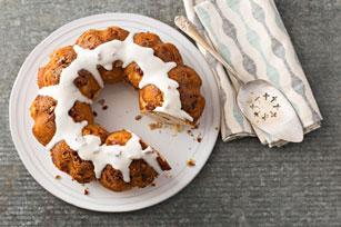 Butterscotch-Pecan Coffee Cake