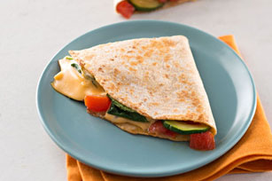 Farm-Fresh Quesadillas