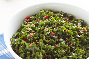 Kale & Sun-Dried Tomato Salad
