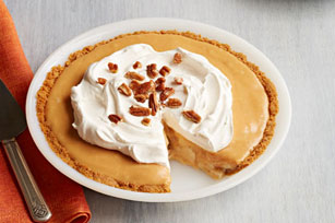 Easy Banana-Toffee Cream Pie Image 1