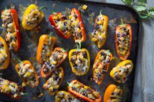 Sweet Mini Bell Pepper Poppers Image 1