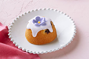 Mini Blueberry Cakes