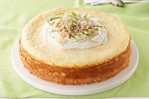 Floribbean Lime Cheesecake