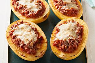 Courge spaghetti façon lasagne Image 1