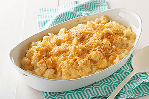"Cauliflower ""Mac & Cheese"" Bake"