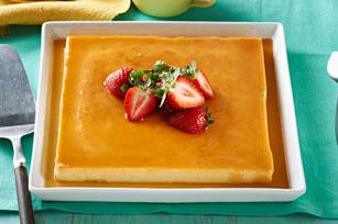 Creamy Coconut Flan Image 1