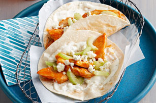 Buffalo Chicken Tacos Image 1