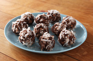 No-Bake Chocolate Oatmeal Cookies Image 1