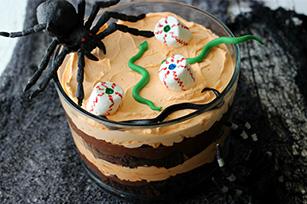 Halloween Trifle Dessert