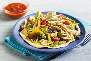 Chicken Tostadas Image 1