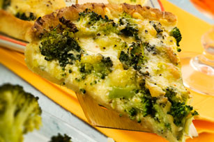 Broccoli & Cheddar Frittata Recipe - Kraft Recipes