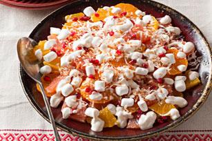 Citrus Ambrosia Salad