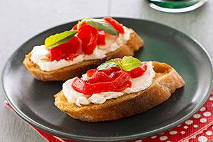 Crujiente pan de ajo a la italiana