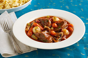 Slow Cooker Classic Beef Stew
