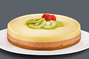 Double-Layer Cheesecake