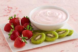 Strawberry-Lemon Fruit Dip