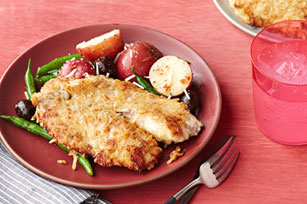 Crispy Bistro Fish Dinner