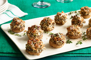 Mushroom Lovers' Stuffed Mushrooms Image 1