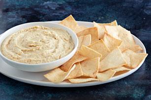 Quick Hummus Dip Image 1