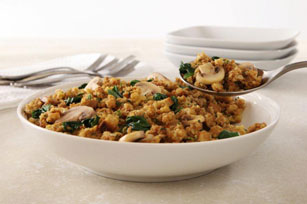 STOVE TOP Spinach-Mushroom Stuffing