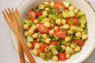 Chickpea Salad Image 1